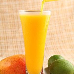 新鲜营养芒果汁